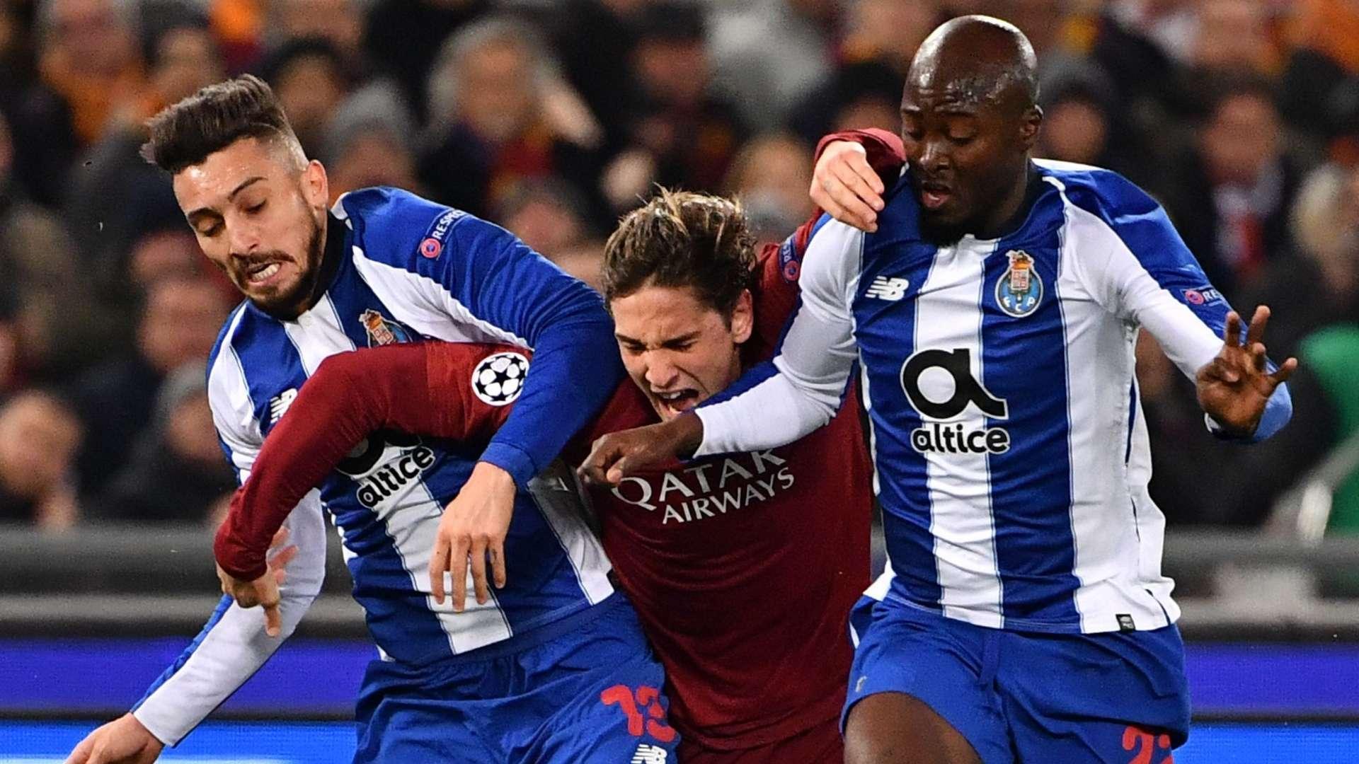 Roma   Porto: Typy Liga Mistrzów: Porto
